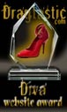 Diva Web Site Award